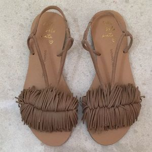 Banana Republic Sandals NWOT